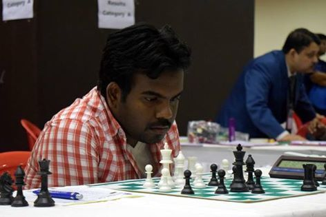 Image result for Ravi Teja ChessBase India