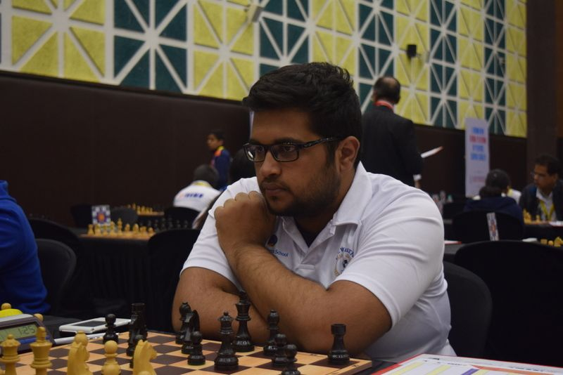 Image result for chakravarthy reddy chess