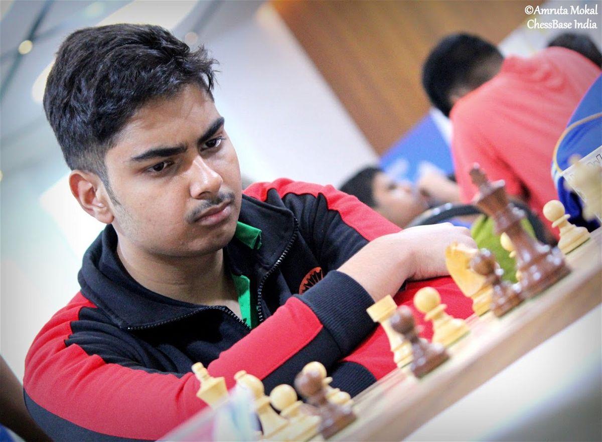 abhimanyu puranik wins silver medal at