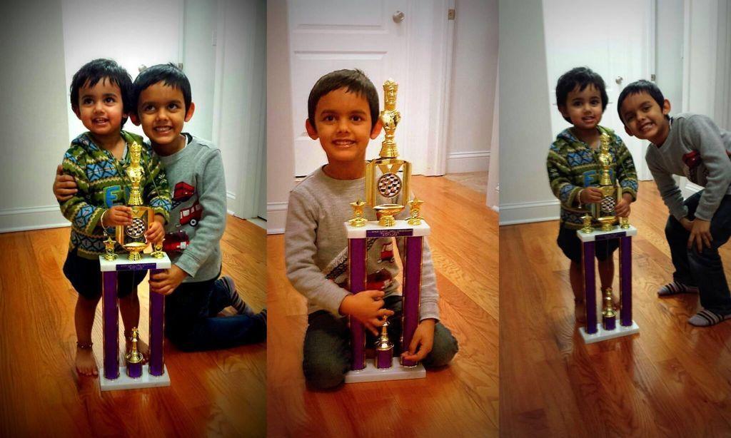 Praggnanandhaa wins the London Chess Classic FIDE Open