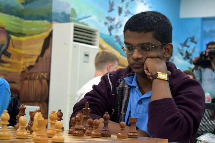 Image result for sl narayanan chess
