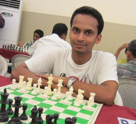 Image result for Halsagar chessbase india