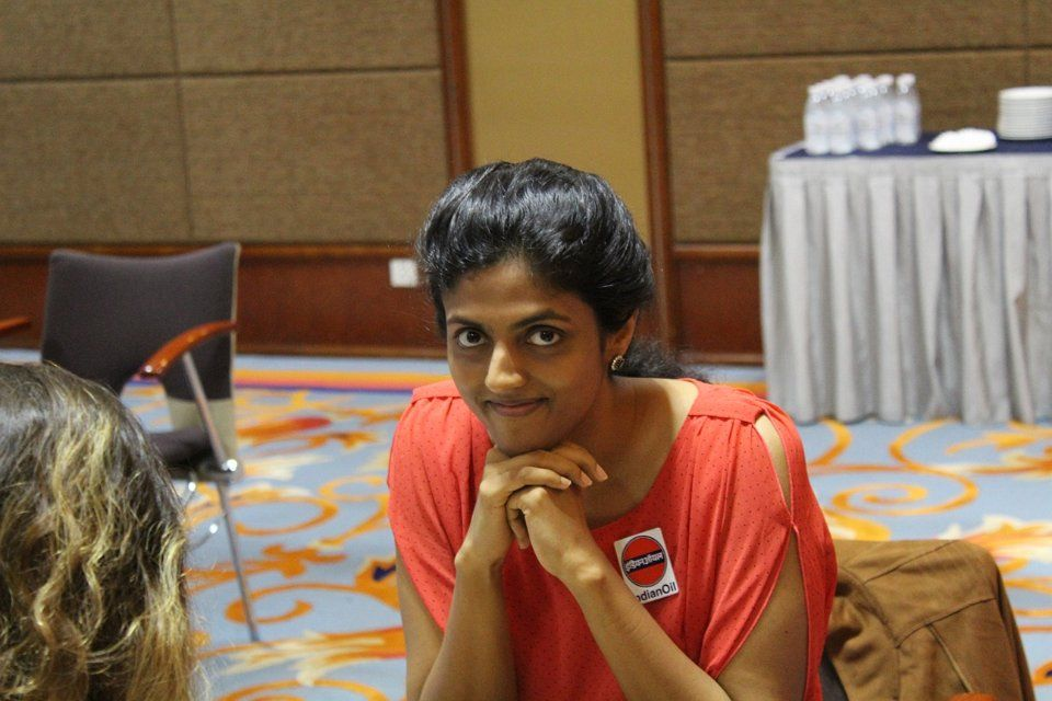 Image result for dronavalli harika chessbase