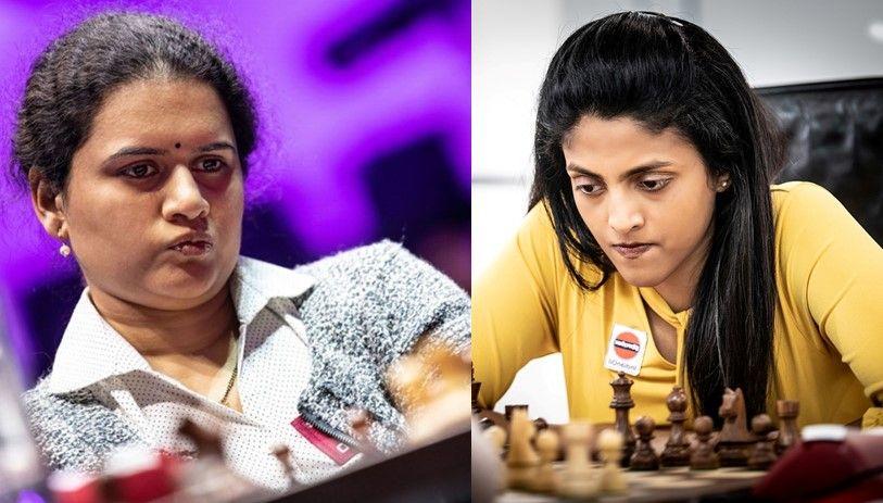 FIDE WSCC GP3: Humpy and Harika eliminated