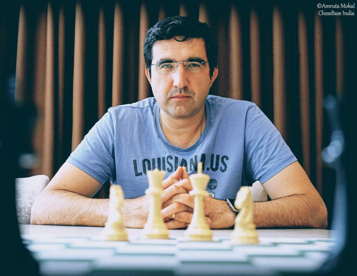 Master Class with Vladimir Kramnik - ChessBase India