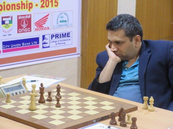 Image result for Abhijit Kunte chessbase India