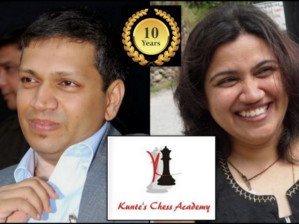 Image result for Kunte chess academy