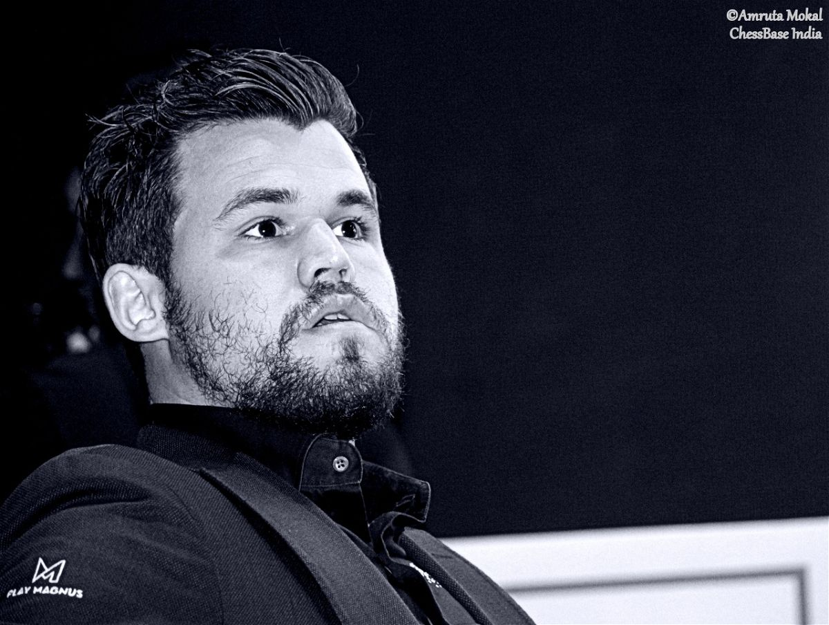 Chessable Masters: Carlsen advances to the Finals - ChessBase India