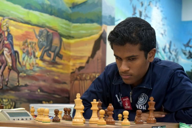 Image result for Murali Karthikeyan ChessBase India