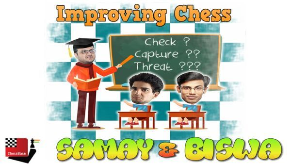 How the Indian stand-up comedians are popularizing the game of chess - ChessBase India