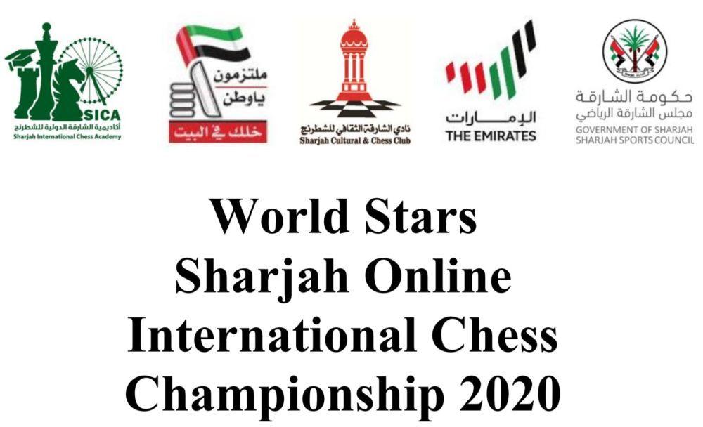 Harikrishna features in World Stars Sharjah Online International  Championship 2020 - ChessBase India