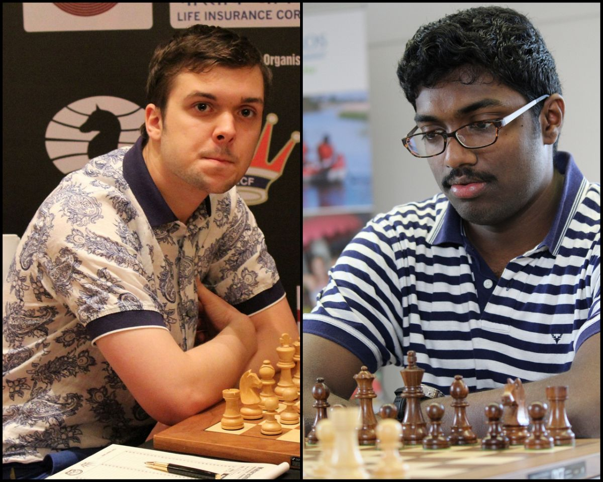 Fedoseev vs Adhiban